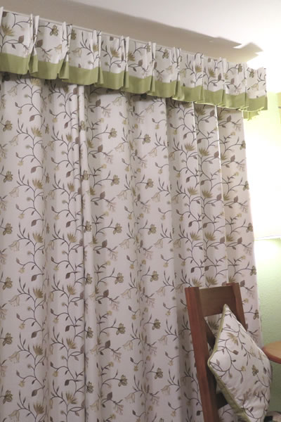 Made To Measure Curtains Across Medway and Kent