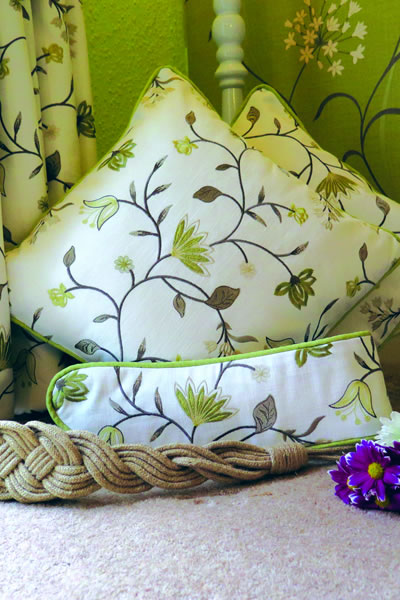 Made To Measure Cushions Across Medway and Kent