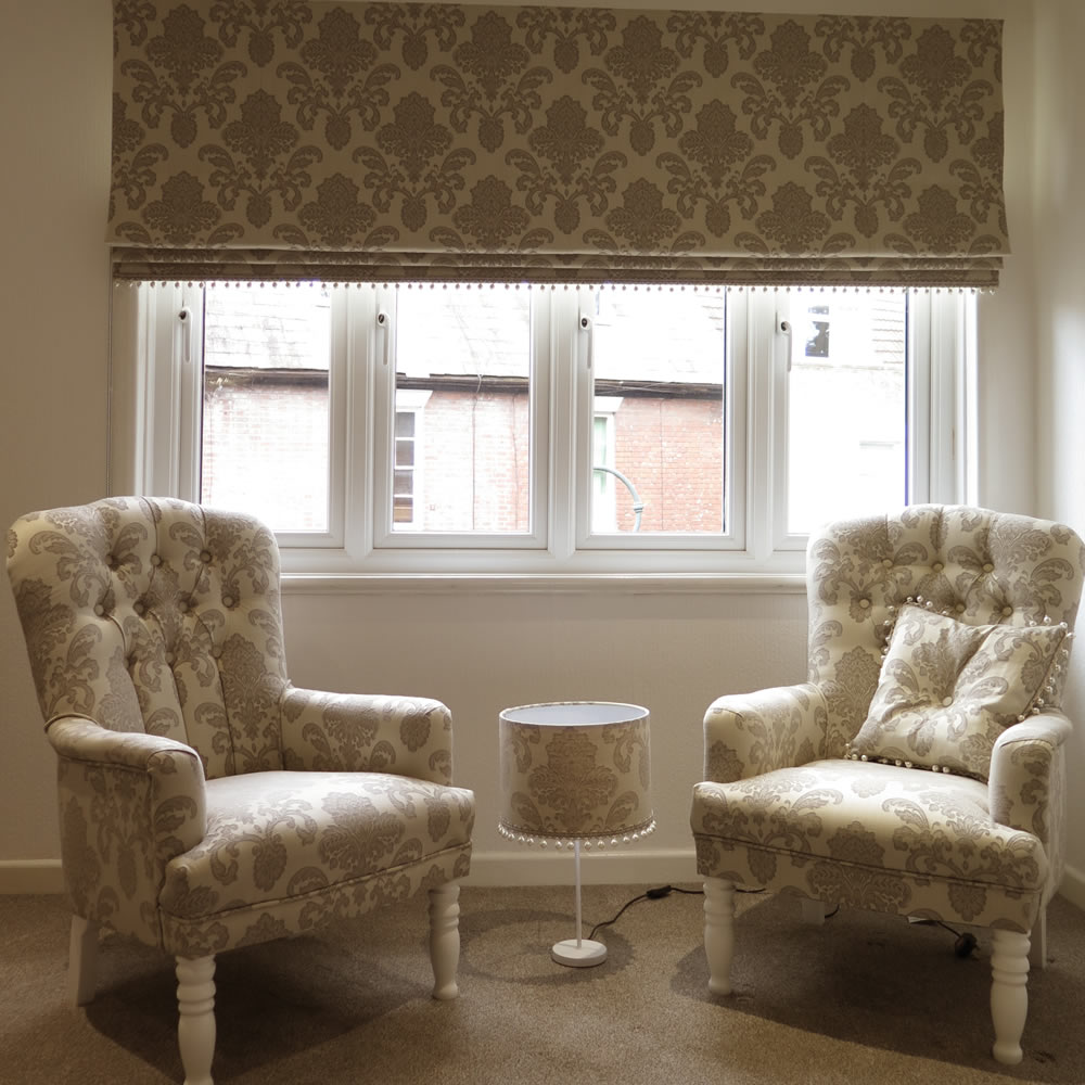 Handmade Soft Furnishings and Upholstery Medway Kent